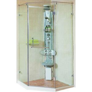 久美居 衛浴設備   五角型 淋浴門