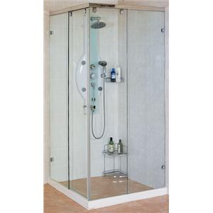 久美居 衛浴設備 L型  淋浴門