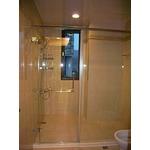 一字型無框淋浴門 S1-004