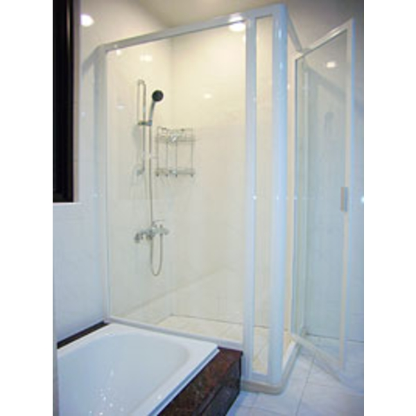 L型淋浴門 S6-019