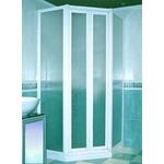 五角型有框淋浴折門 S5-013