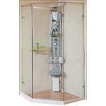 五角型淋浴門 S5-002