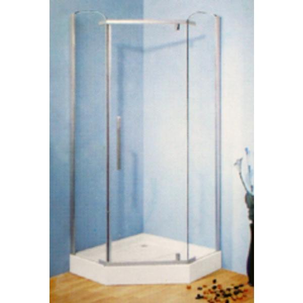 五角型淋浴門 S5-007