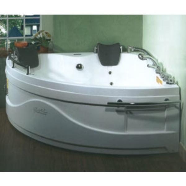 雙人圓弧型按摩浴缸SH1515-AS