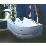 雙人圓弧按摩浴缸LAF-1813II