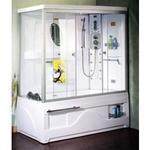 蒸氣房+按摩浴缸 SH 8-001