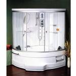 蒸氣房+按摩浴缸 SH 8-002