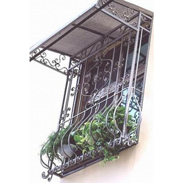 鍛造防盜窗 W7-002