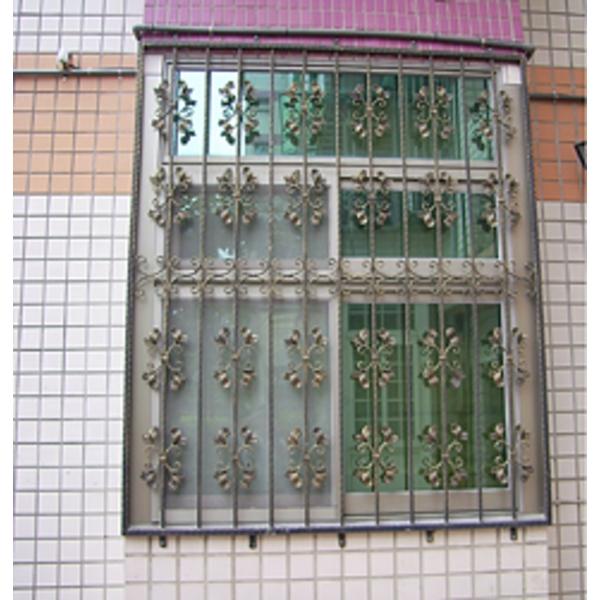 鍛造防盜窗 W7-03