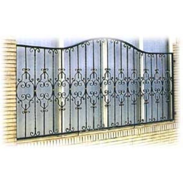 鍛造圍牆欄杆 F3-001