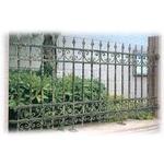 鍛造圍牆欄杆 F3-002