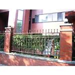鍛造圍牆欄杆 F3-003