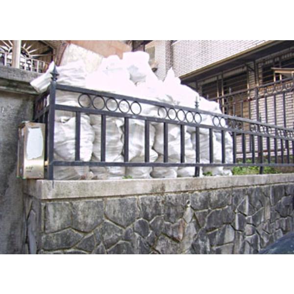 鍛造圍牆欄杆 F3-005