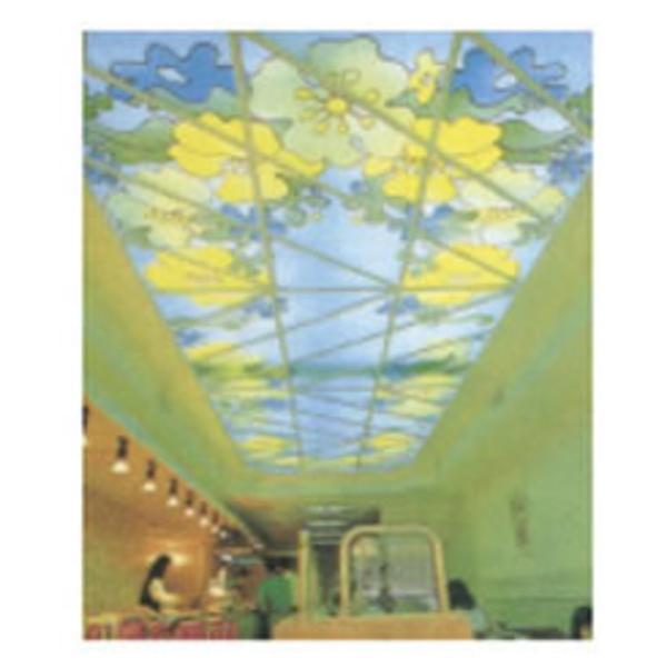 彩繪玻璃 天-134