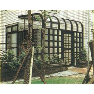 久美居 庭院玻璃屋 採光罩-承鴻企業有限公司-新北