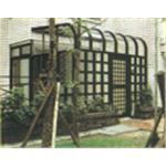 久美居 庭院玻璃屋 採光罩
