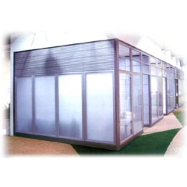 玻璃(鋁)隔間 C3-002