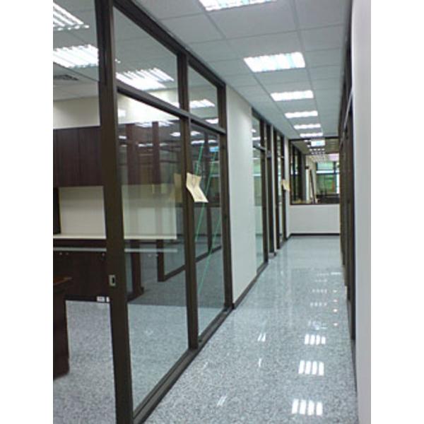 辦公室玻璃隔間 C4-013