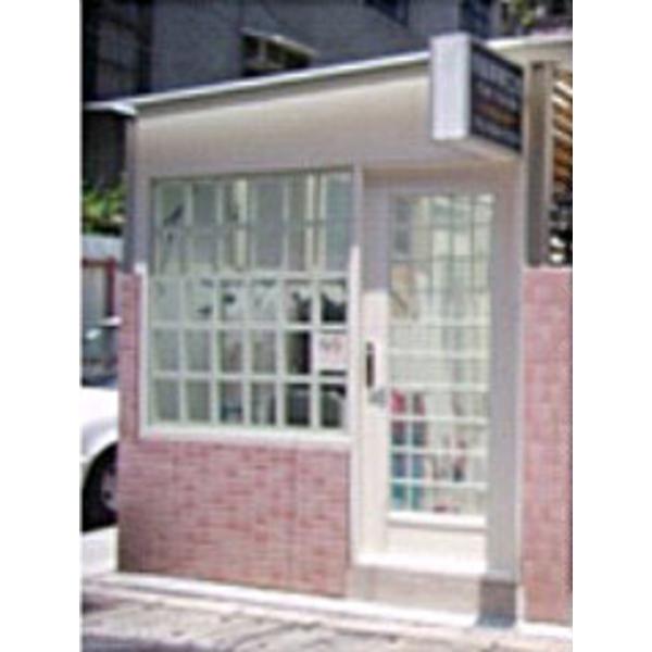 格子門窗 W1-015
