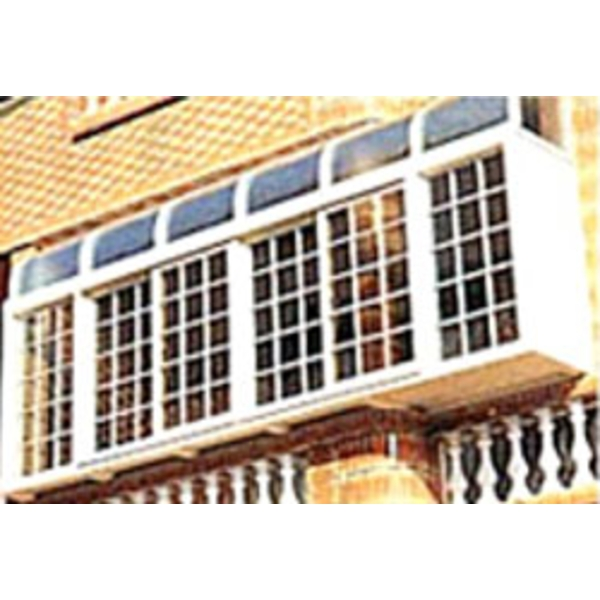 陽台格子凸窗 W1-019