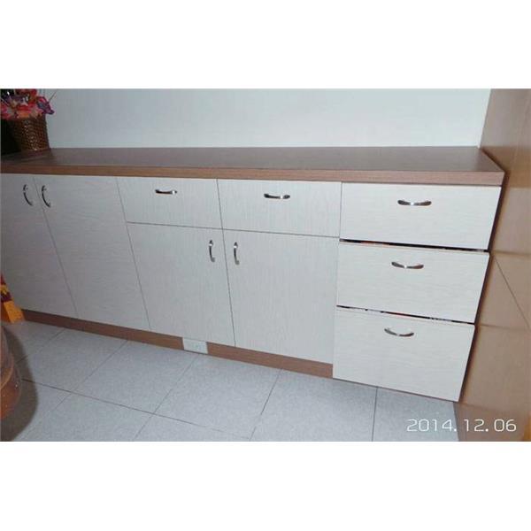 客製化木作矮櫃