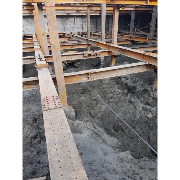 萬鼎工程-新北市三重商工地下停車場新建統包公共工程-盛隆機械工程股份有限公司-台北