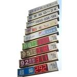 加油站油品標示牌 台灣中油 大台中營業區