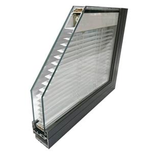 複層玻璃內藏百葉-梅花鋁業有限公司-新北
