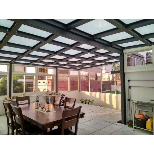 採光玻璃屋-鎵錩工程有限公司-台北