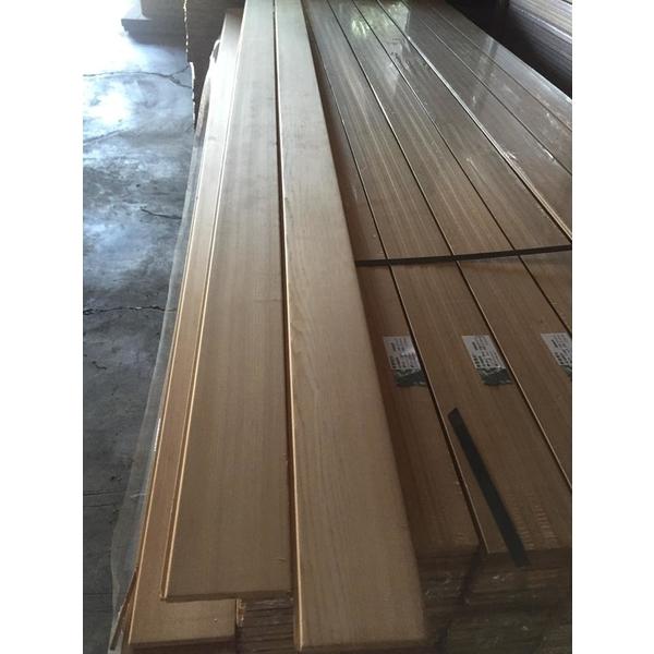 寮國香柏企口板-德和木業有限公司-台中
