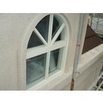 雙層玻璃防盜窗