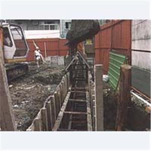 地下連續壁基礎工程