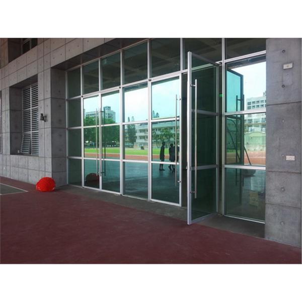 玻璃門窗工程