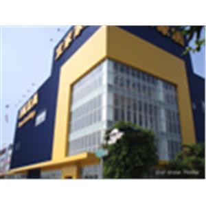 950901高雄市IKEA高雄中華店複合鋁板工程
