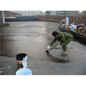 屋頂防水工程(殼牌-改質瀝青防水塗料)