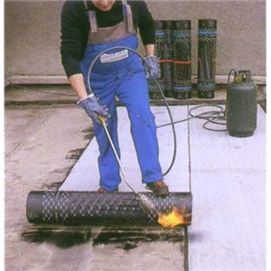 防水毯─屋頂防水工程