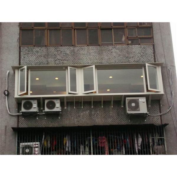 窗戶-秦揚鋼鋁工程有限公司-新北