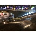 台北101樓梯LED扶手
