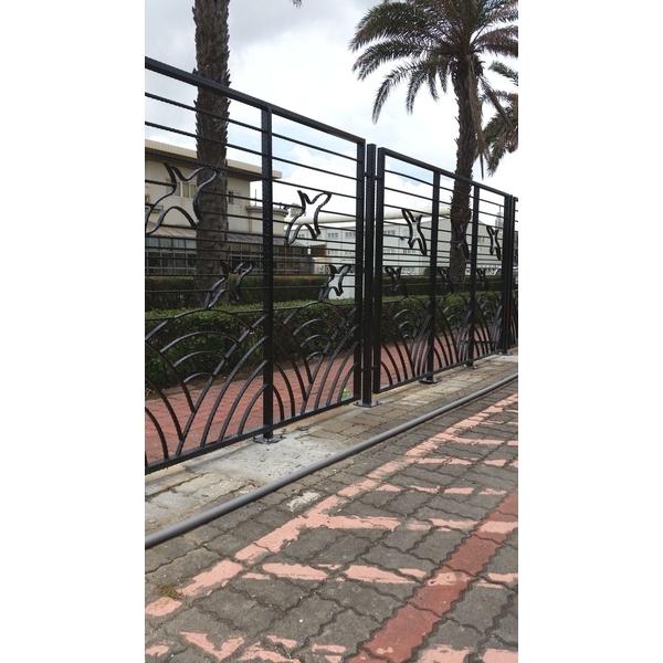 鍛造欄杆3-宜暉金屬建材有限公司-桃園