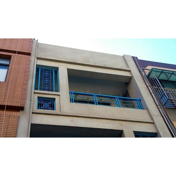 鍛造欄杆-吉利鐵門鋁門窗玻璃行-桃園