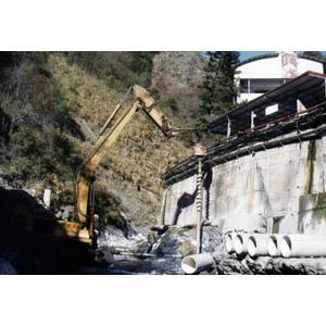 鑽掘式基樁