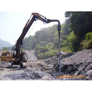 鑽掘式基椿-萬大-150基樁