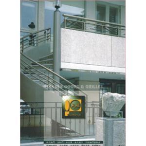 不銹鋼欄杆扶手-光輝金屬工程股份有限公司-台中