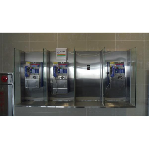 台中清泉崗機場-不鏽鋼包板工程(B1公共電話)-光輝金屬工程股份有限公司-台中