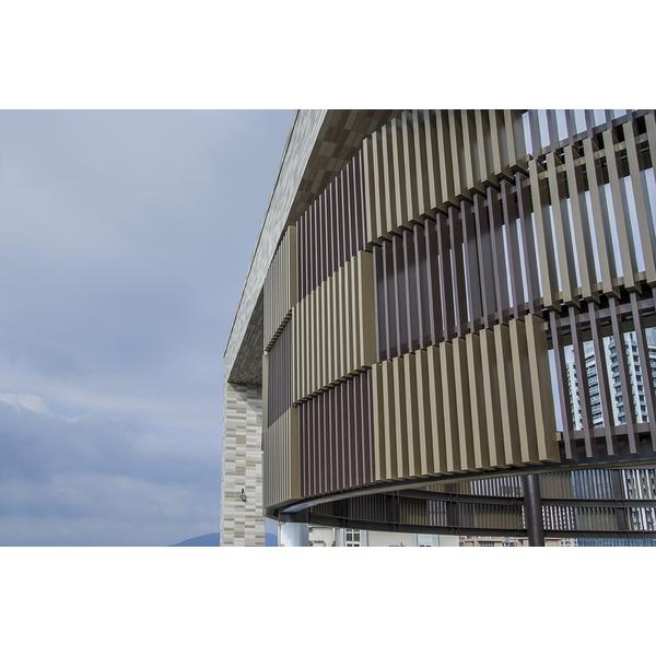 鋁造型格柵 -全益門窗企業有限公司-新北