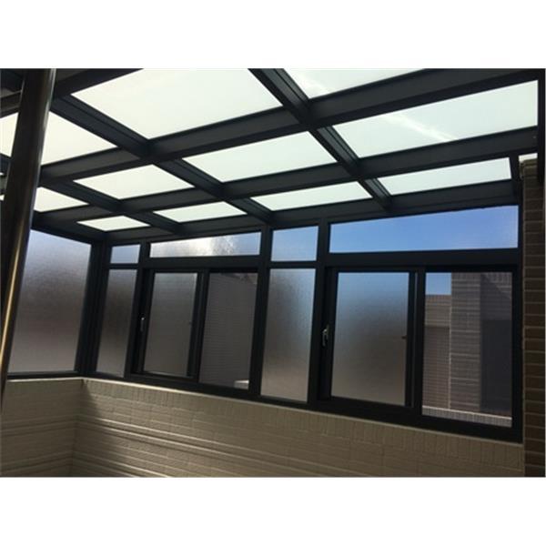 雨遮+玻璃屋-東昇新實業有限公司-台中