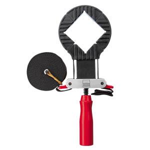 BAN400 繩帶夾/滾輪/運輸/固定/木柄/夾具/工具