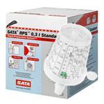 SATA RPS 300ml 通用型/拋棄式噴杯/噴漆/調色/密封/耗材