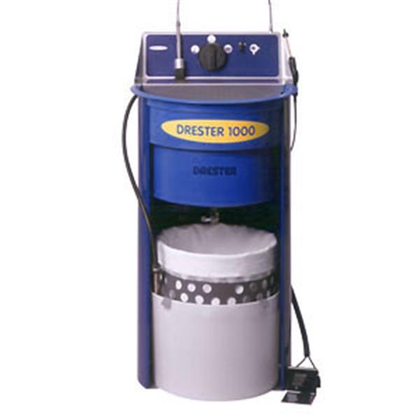 Drester 1000 水性/噴槍清洗機/循環/設備