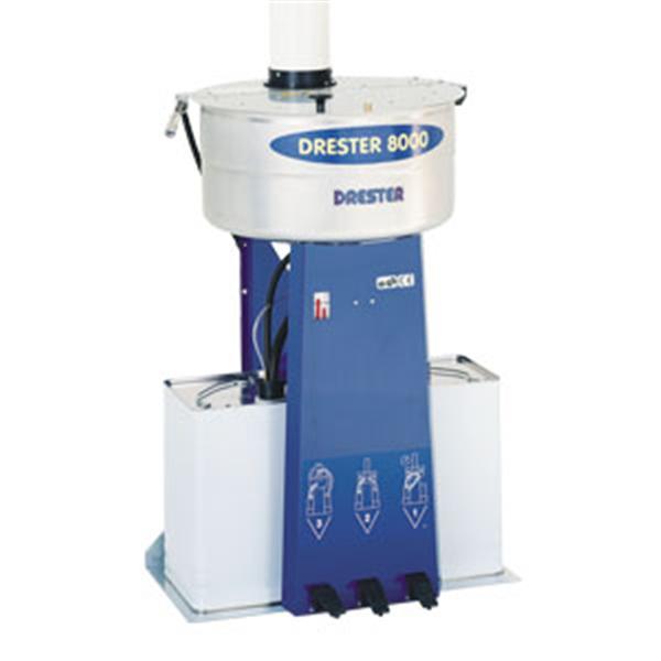Drester 8000 溶劑/自動/噴槍清洗機/循環/設備